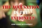 False DV Allegations - CRIME
