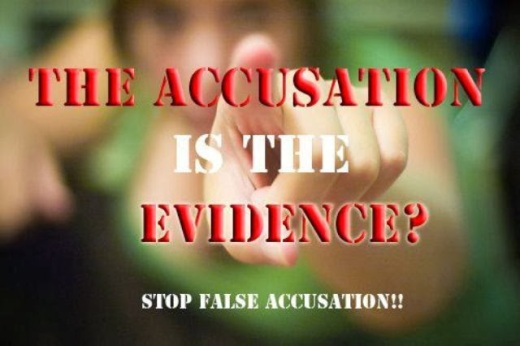 False DV Allegations - CRIME