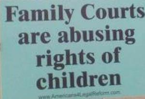 Family Courts Abusing Children's Rights1