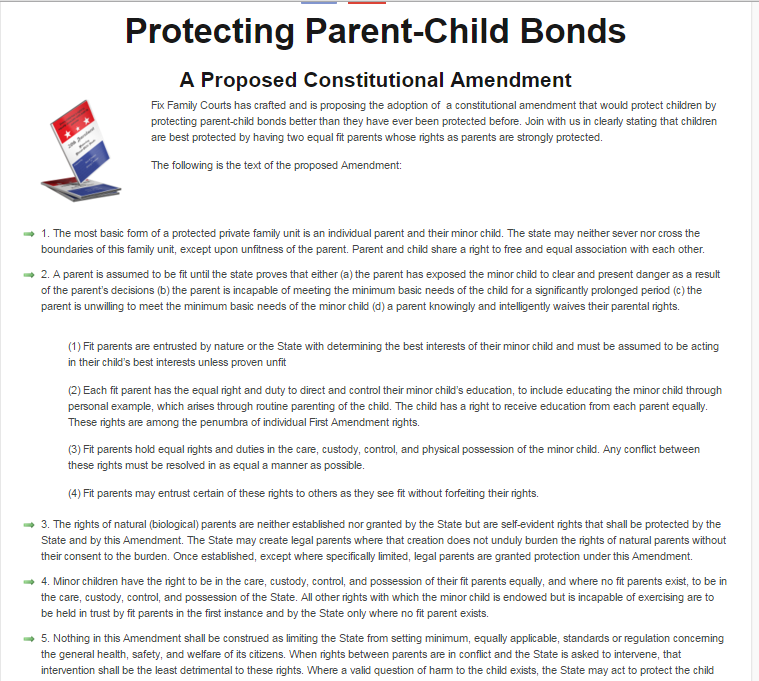 Florida family court system childrens rights page 21 free ebook release protecting parent child bonds reform fandeluxe Epub
