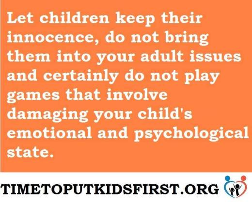 children4justice -Psychological Damage - 2016
