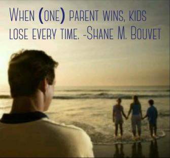When a Parent wins in Family Courts KIDS LOSE - 2016