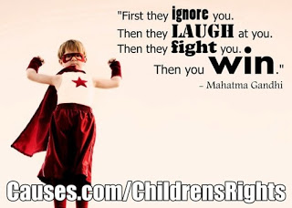 Children's Rights - Causes.com