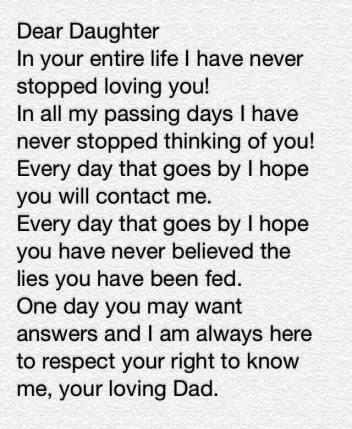 Dear Daughter - #StandupforZoraya