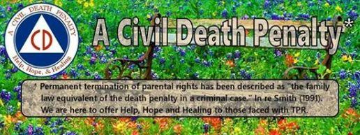 Parental Rights Civil Death - 2016