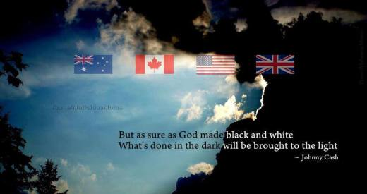 What is done in the dark will be brought to light - 2016