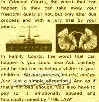 Family Court vs Criminal Court - 2016