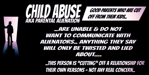 Parental Alienation AKA Child Abuse is a CRIME - 2016