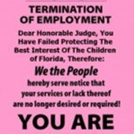 Pink Slip To Incompetent Judges