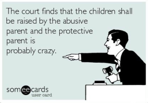The Family Court is WRONG!!