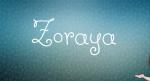 Zoraya name - 2015