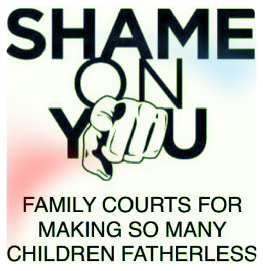 Shame on you Family Courts - 2015