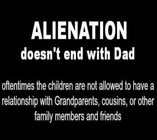 Total Family Alienation