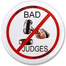 Bad Judges - Stop Abuse Campaign 2015