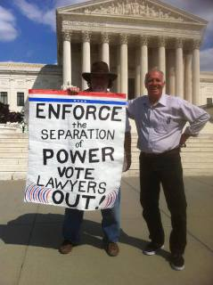 vote lawyers out - 2016