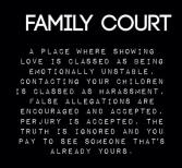 FAMILY COURT HORRORS 2015 AFLA