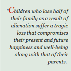 Conversation about Parental Alienation - 2016