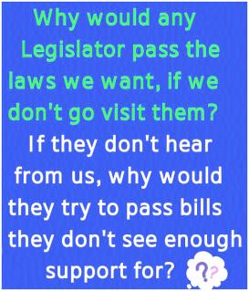 Legislative Support - 2016