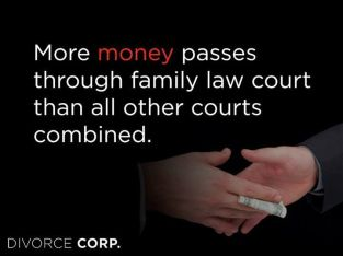 More Money In Family Courts - 2016