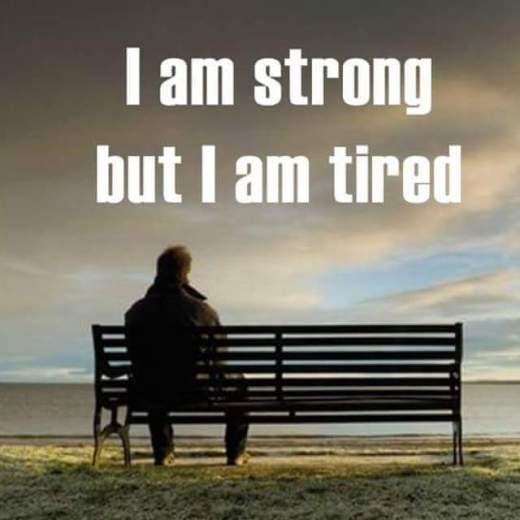 Strong but Tired - 2016