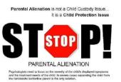 parental alienation is a child protection issue